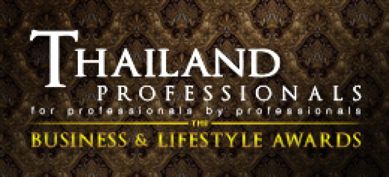Thailand Professionals Business & Lifestyle Awards