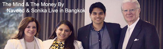 The Mind & The Money By Naveed & Sonika Live in Bangkok