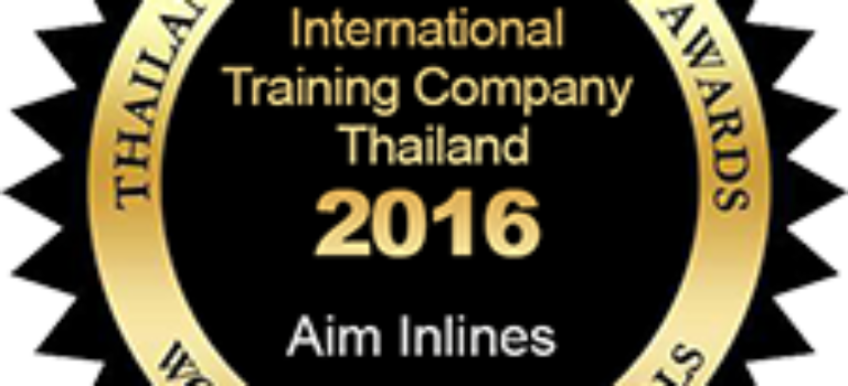 Best International Training Company Thailand – Aim Inlines