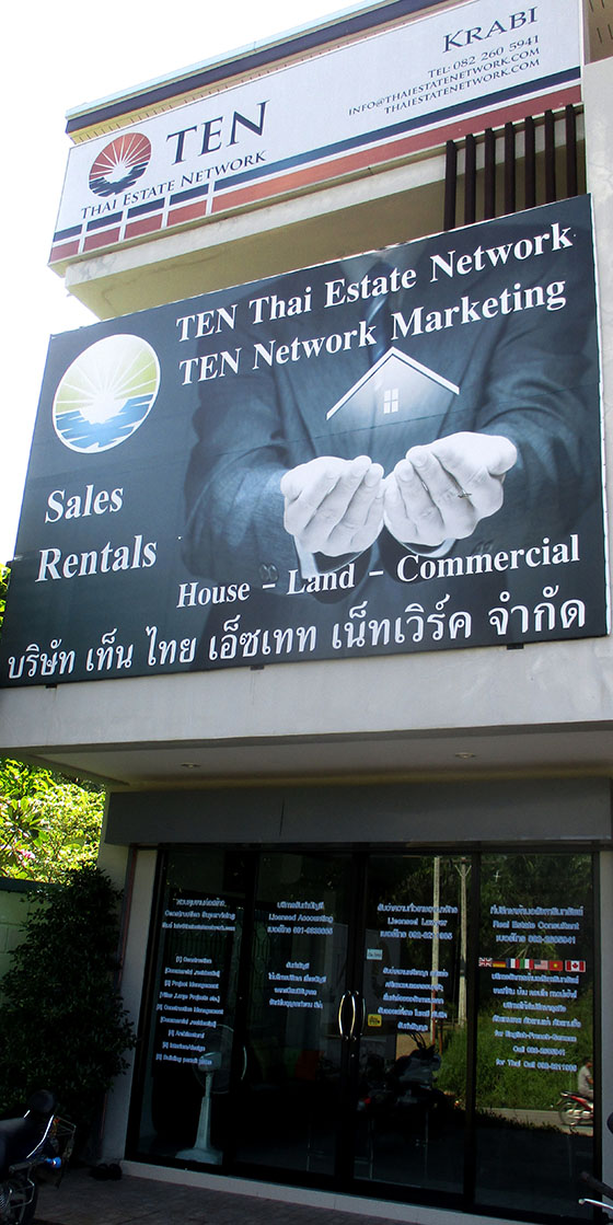 Thai Estate Network