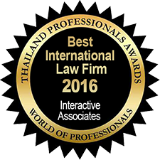 Best International Law Firm - Interactive Associates