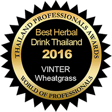 Best Herbal Drink Thailand - Vinter Wheat Grass