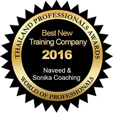 Best New Training Company – Naveed & Sonika Coaching