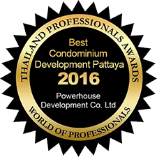 Best Condominium Development Pattaya - Powerhouse Development Co. Ltd