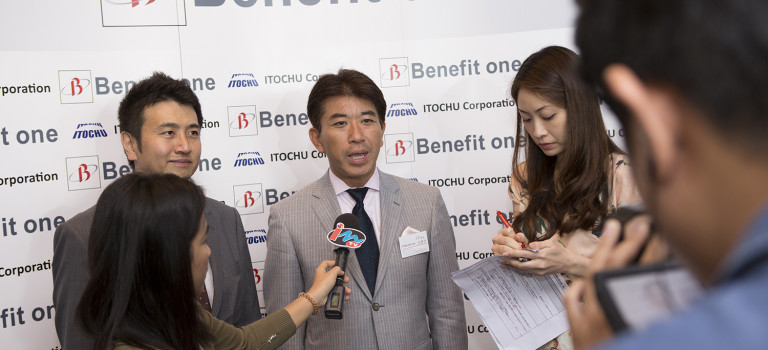 Benefit One (Thailand) Official Launch