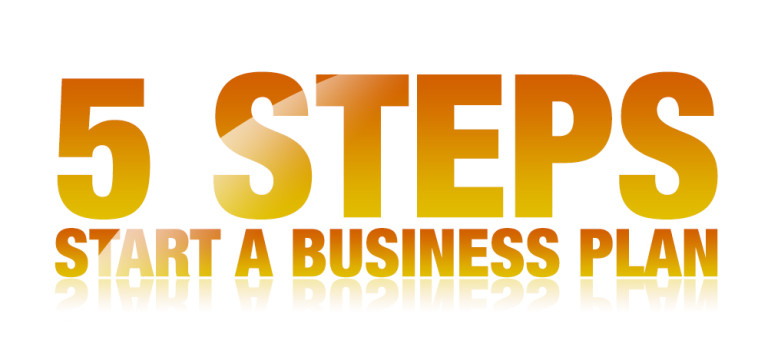 5 Steps to Start a Business Plan