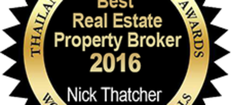 Best Real Estate Property Broker – Nick Thatcher