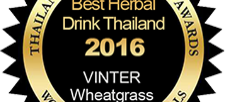 Best Herbal Drink Thailand – Vinter Wheat Grass