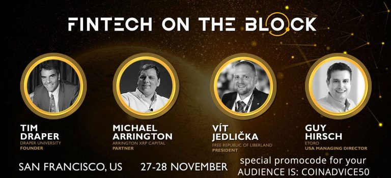 FinTech on the Block is bringing Fintech leaders together/ Meet HSBC, Nasdaq, eToro and others