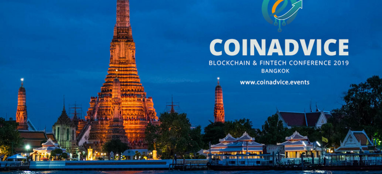 COINADVICE BLOCKCHAIN & FINTECH CONFERENCE